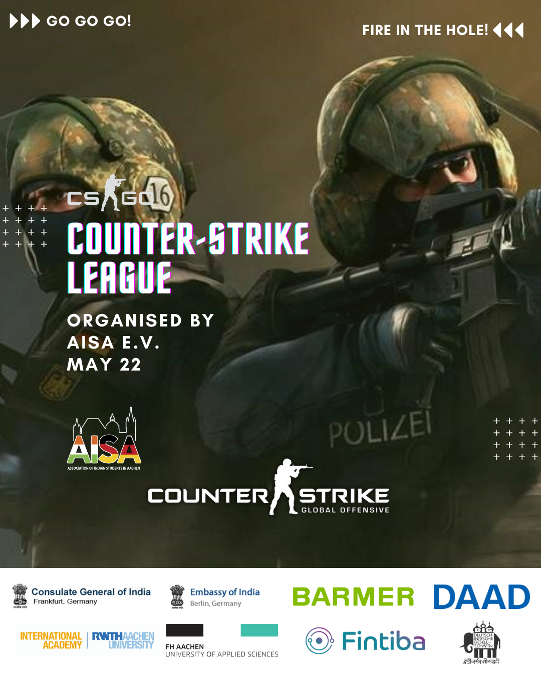 Counter Strike Event